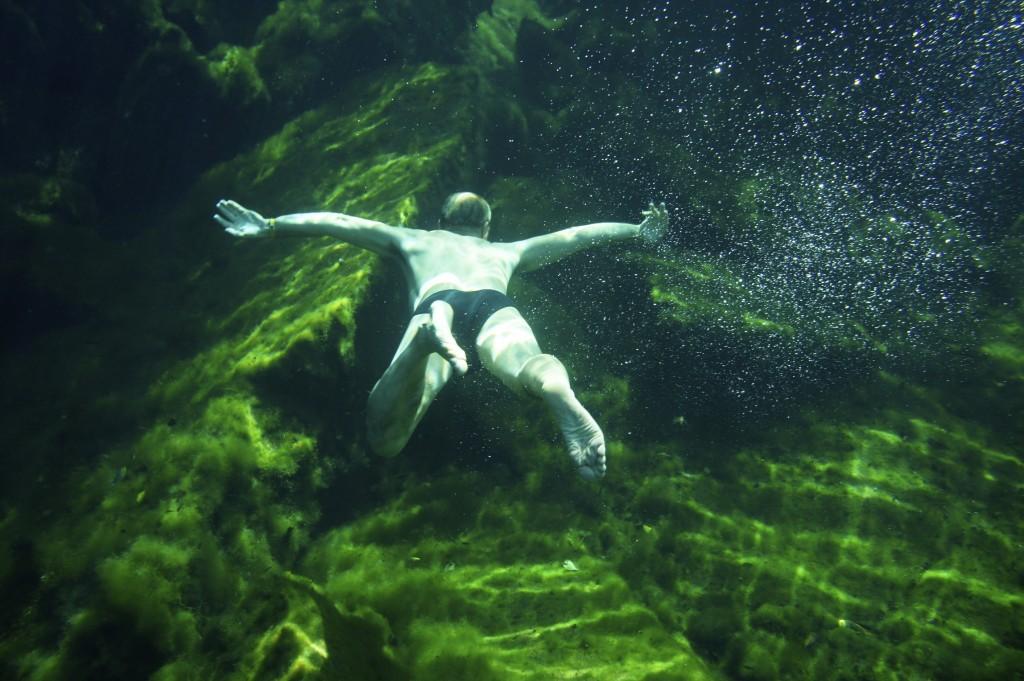 Cenote Azul | © biajoe/Flickr