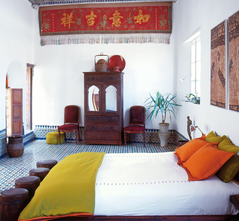 Bedroom at Riad 9 | © Riad 9