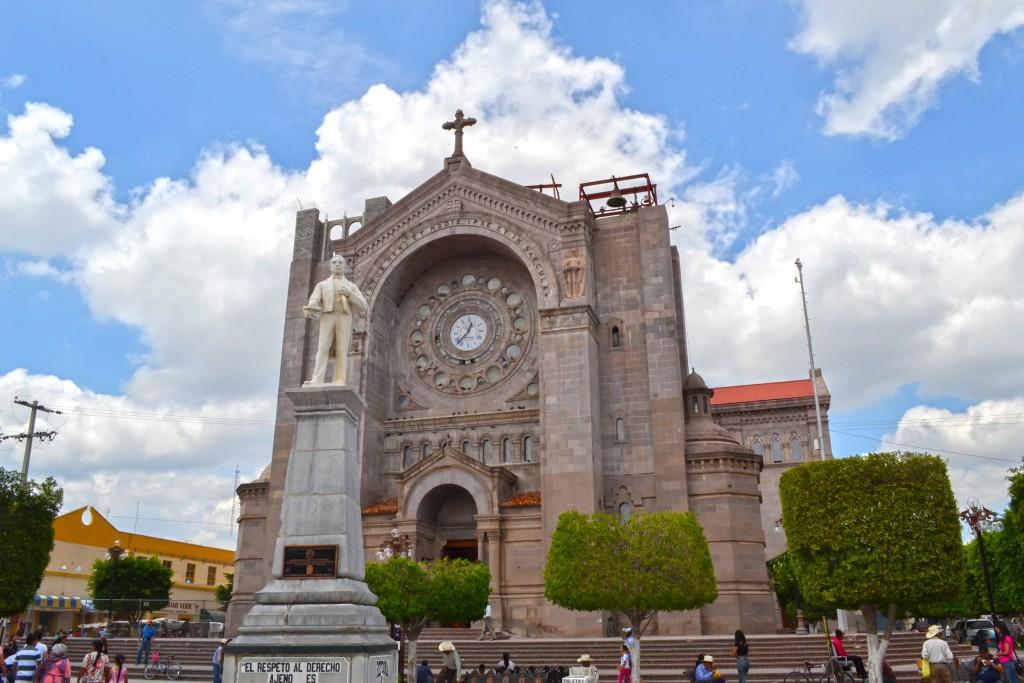 Catedral de la Inmaculada Concepción, Matehuala | © Antonio de Jesús Pérez Cruz/WikiCommons