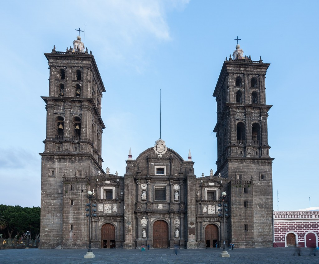 Catedral de Puebla | © Diego Delso/WikiCommons