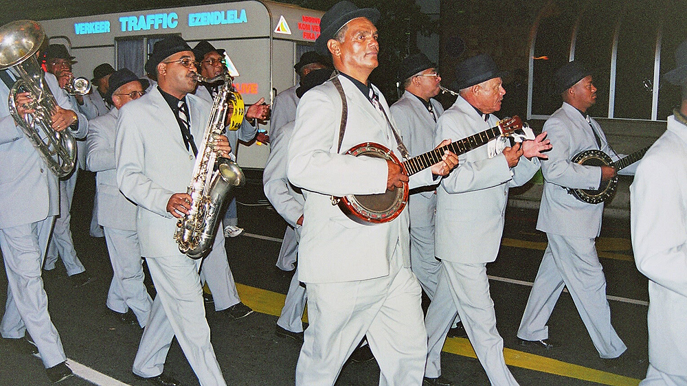 A Cape Town Christmas band © Ragesoss/WikiCommons