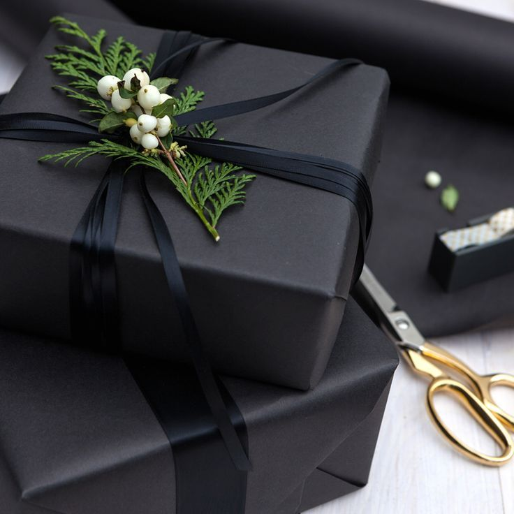 12 creative and simple christmas gift wrap ideas youll love negle Gallery