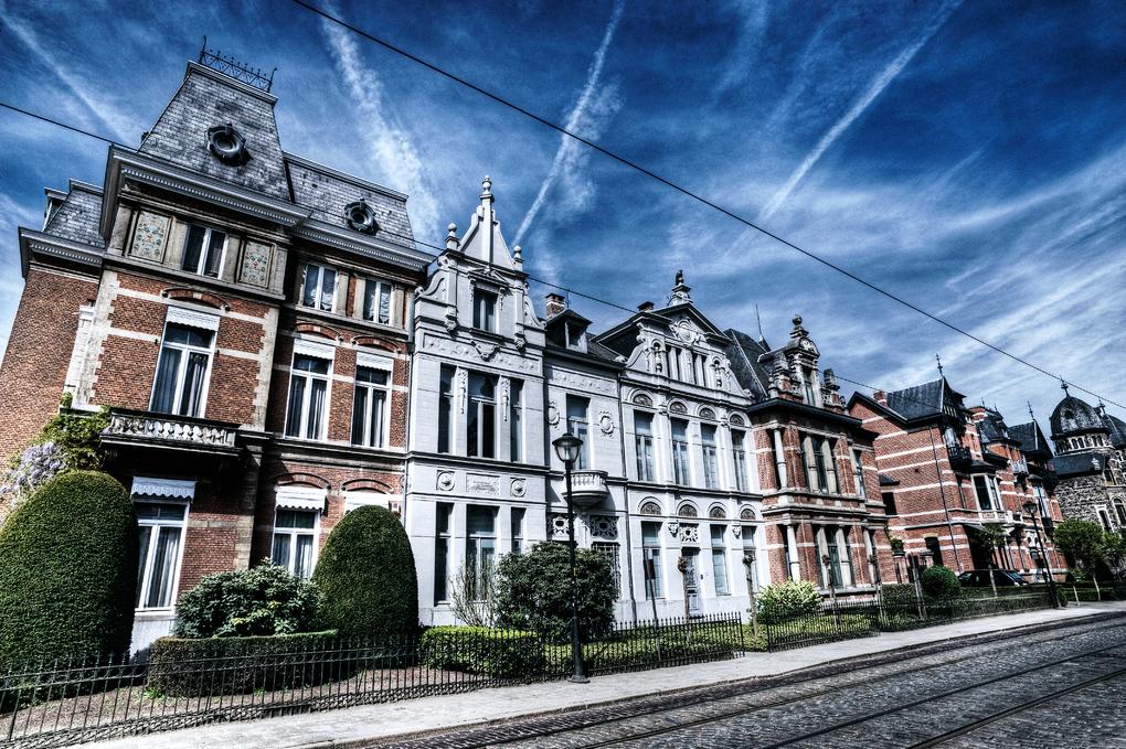 Cogels-Osylei | © David Van Laere / courtesy of Visit Antwerp