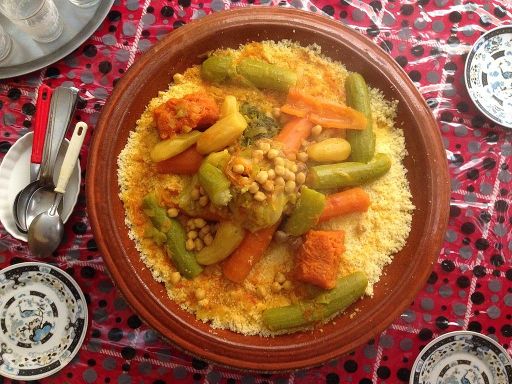 Why do moroccans eat couscous on fridays - Maroc cuisine traditionnel ...