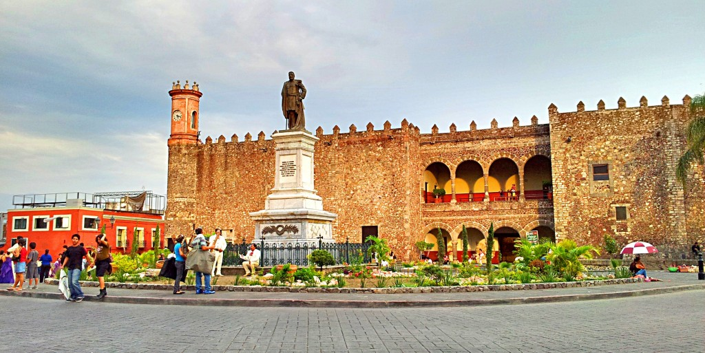Palacio de Cortés, Morelos | © Miki-Plebs/WikiCommons