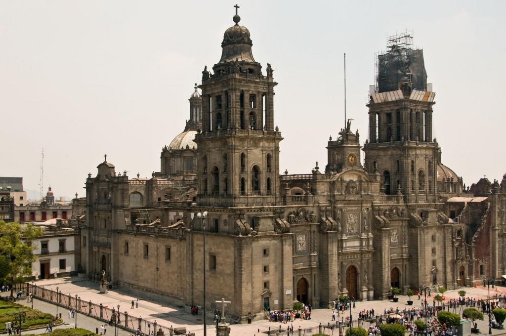 Catedral Metropolitana | © Robert Brands/Flickr