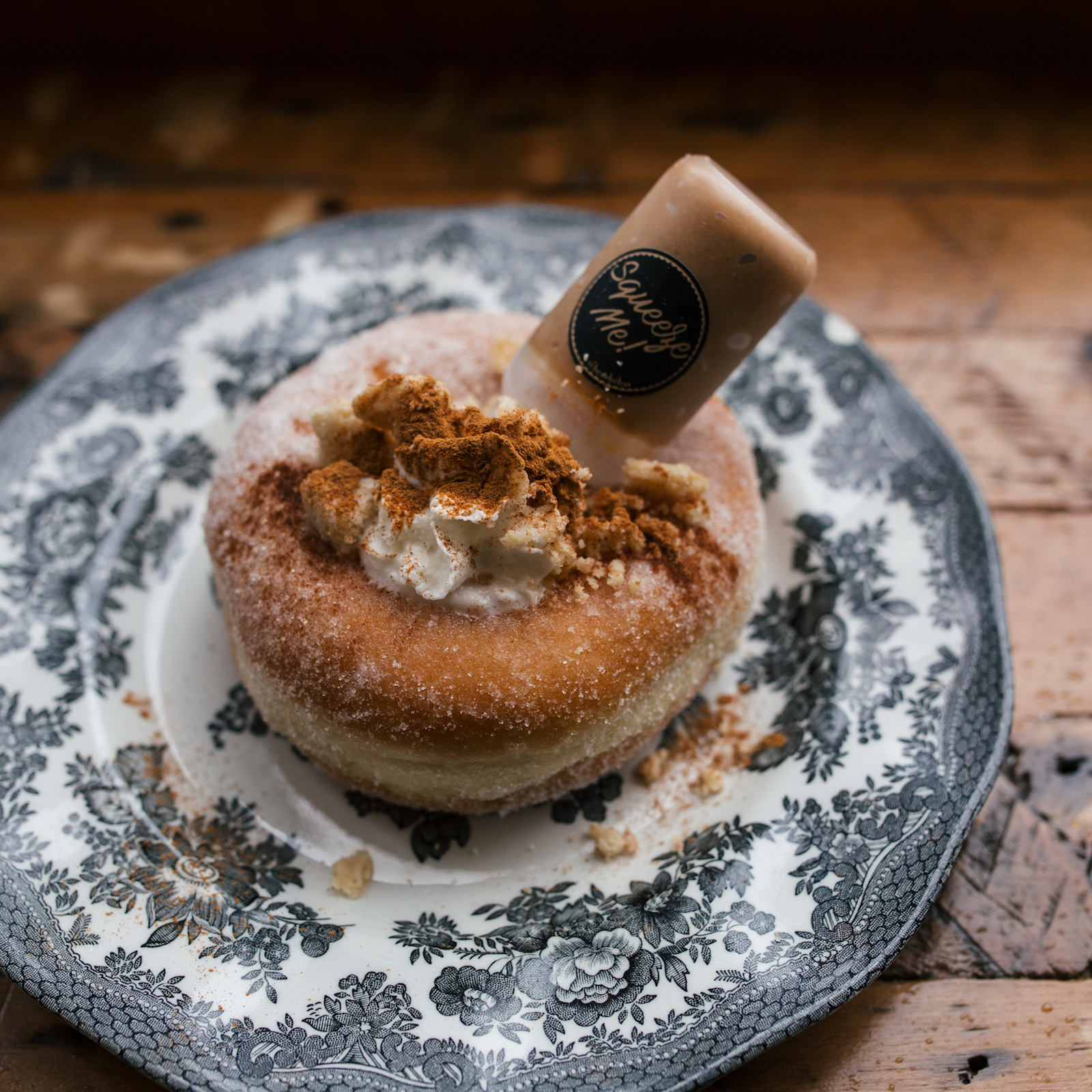 Donut, bombolini | Courtesy of Bar Siena