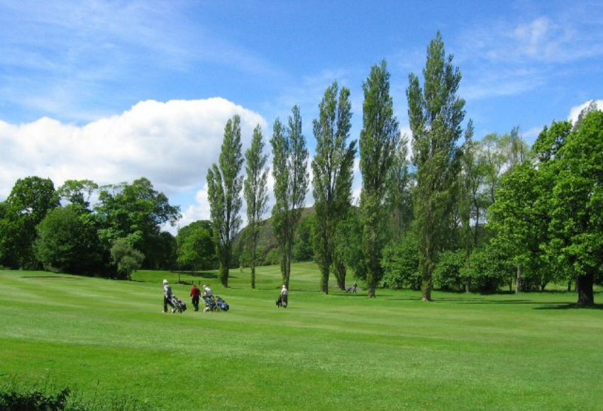 Duddingston Golf Club | © Richard Webb/Geograph