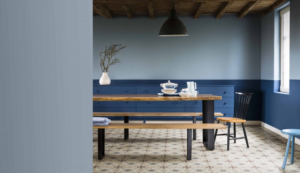 Dulux's Denim Drift is set to be big in 2017