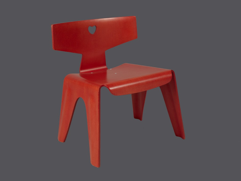 Eames' Childs Chair | © Modern Shows, photographer Kevin Dutton