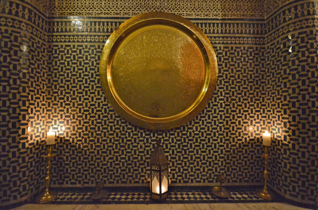Entrance at Dar Roumana | © Dar Roumana
