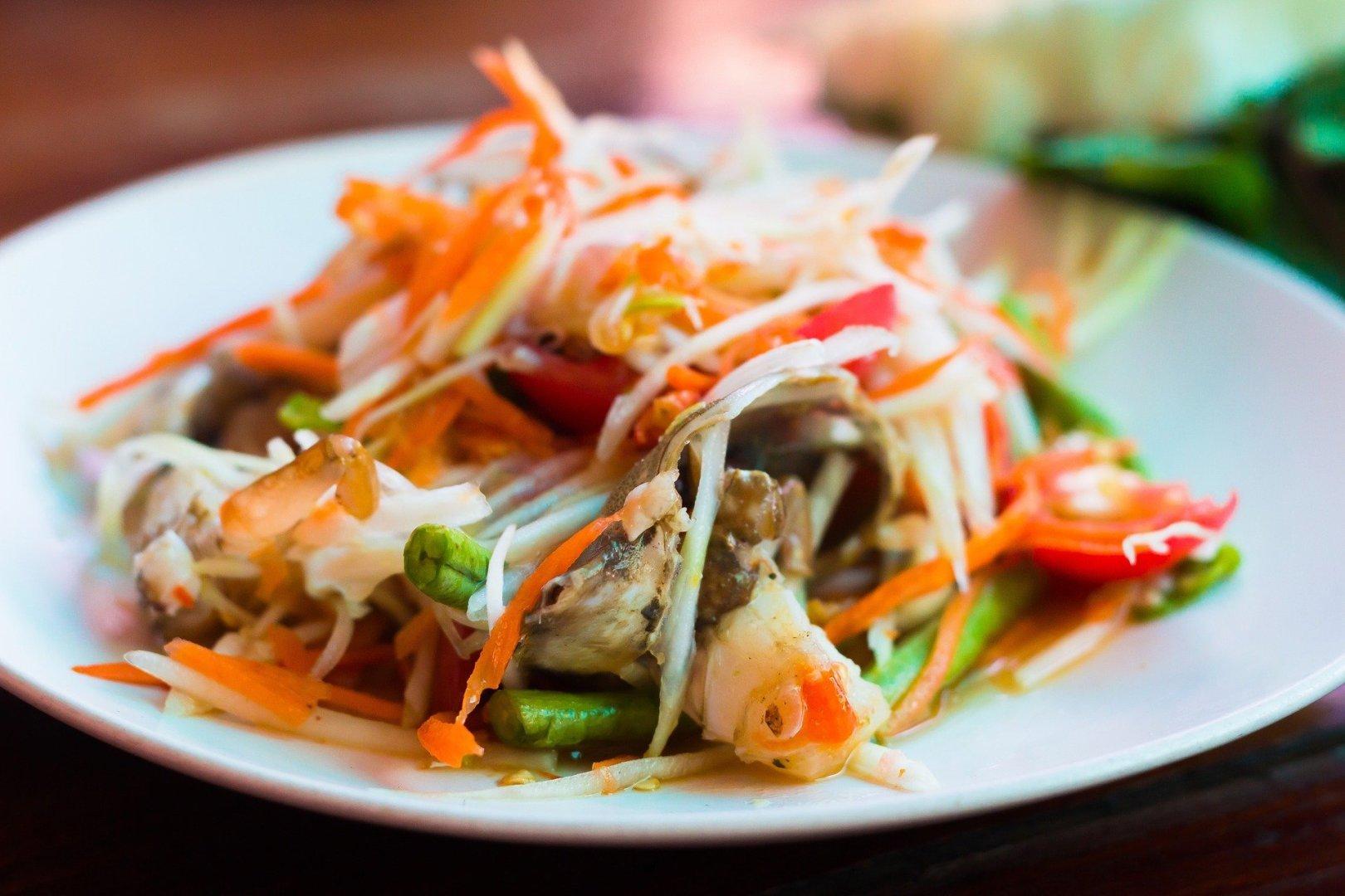 a crash course in thai cuisine