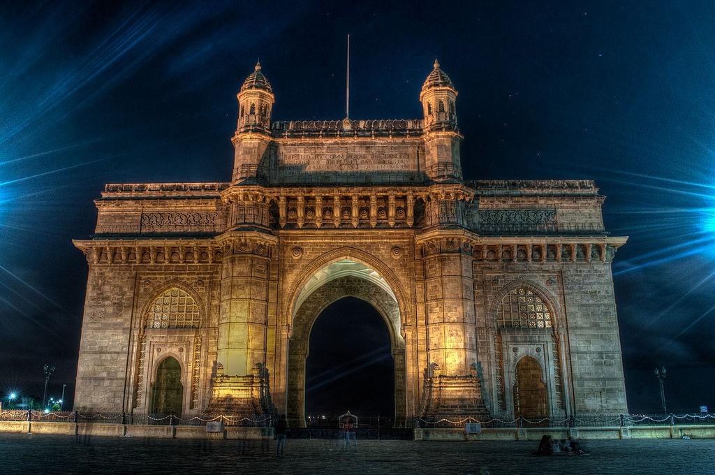 Gateway of india| Vijay Sharma/WikiCommons