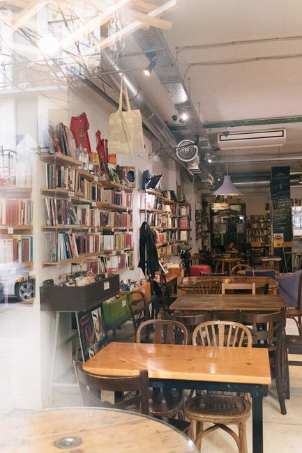 Ubik Café, Valencia | Jaser Cervantes / © Culture Trip
