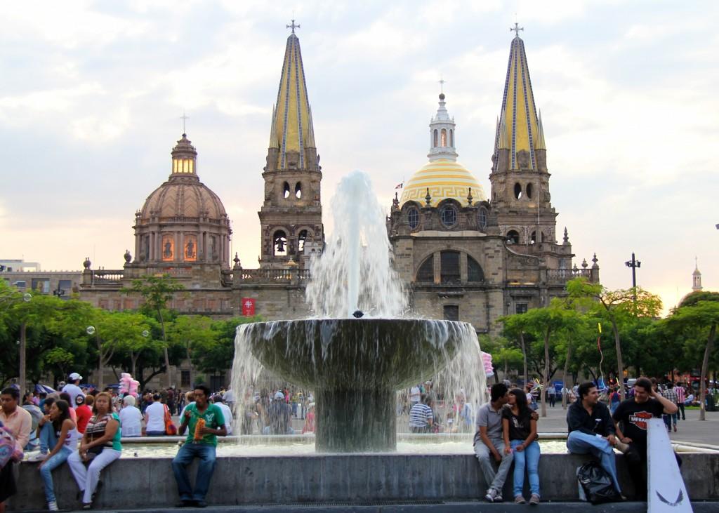 Catedral de la Asunción de María Santísima, Guadalajara | © Monica PC/Flickr