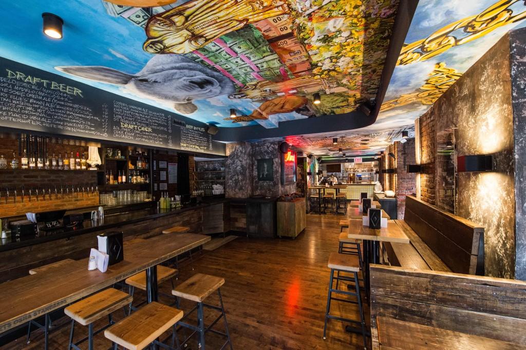 Empellon Al Pastor in NYC; © Glen & Co. Architecture