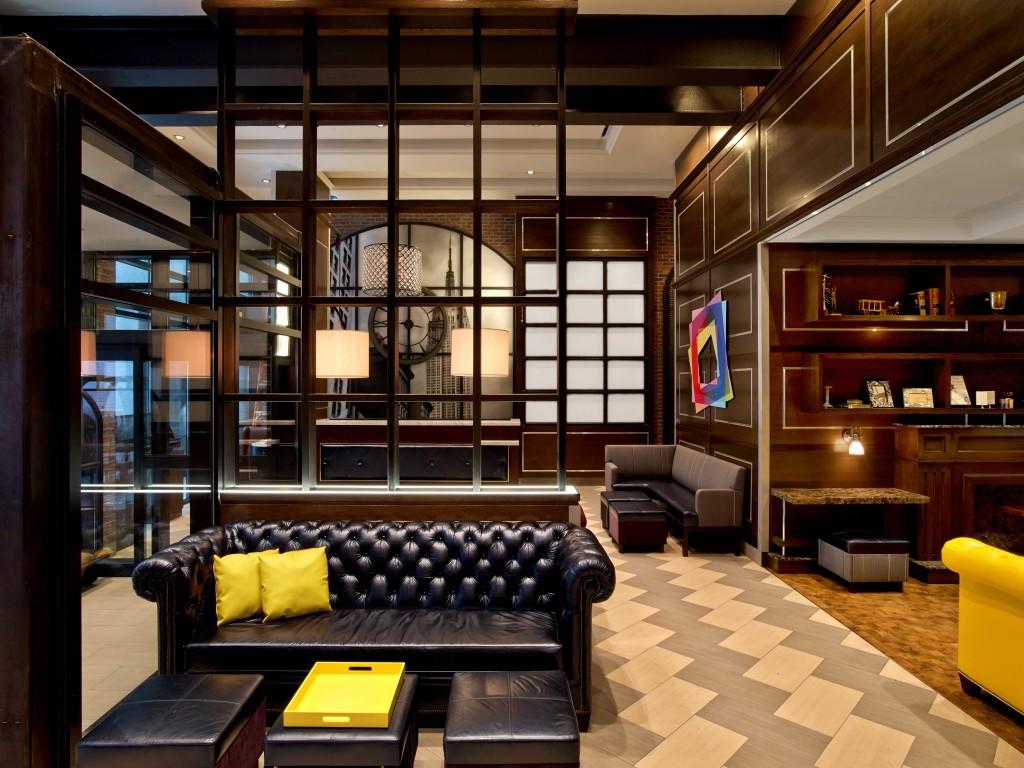 Archer Hotel, NYC; Photo Courtesy of ©Glen & Co. Architects