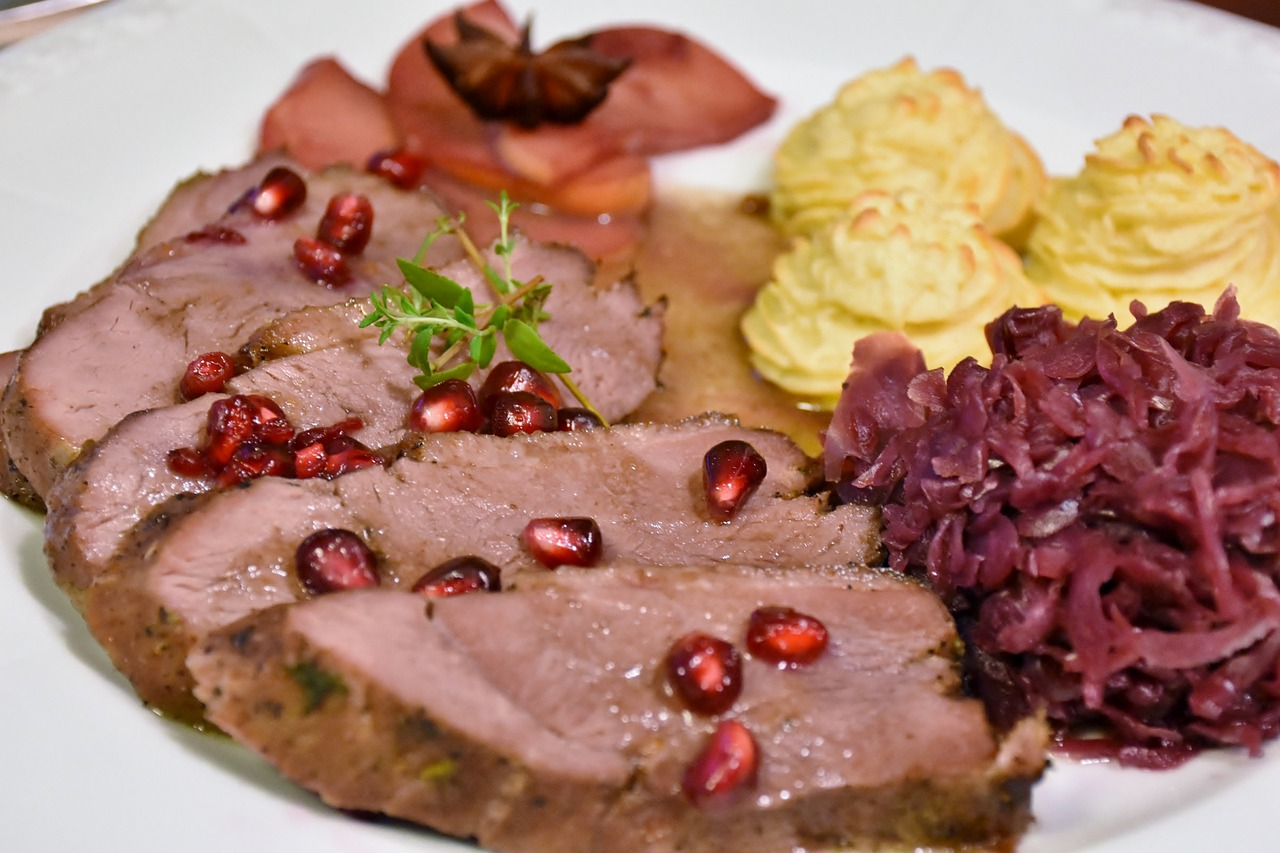 Christmas In France Food.A Guide To French Christmas Foods