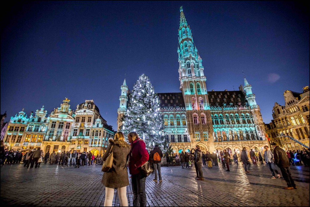 Grand-Place | © Eric Danhier/visitbrussels.be