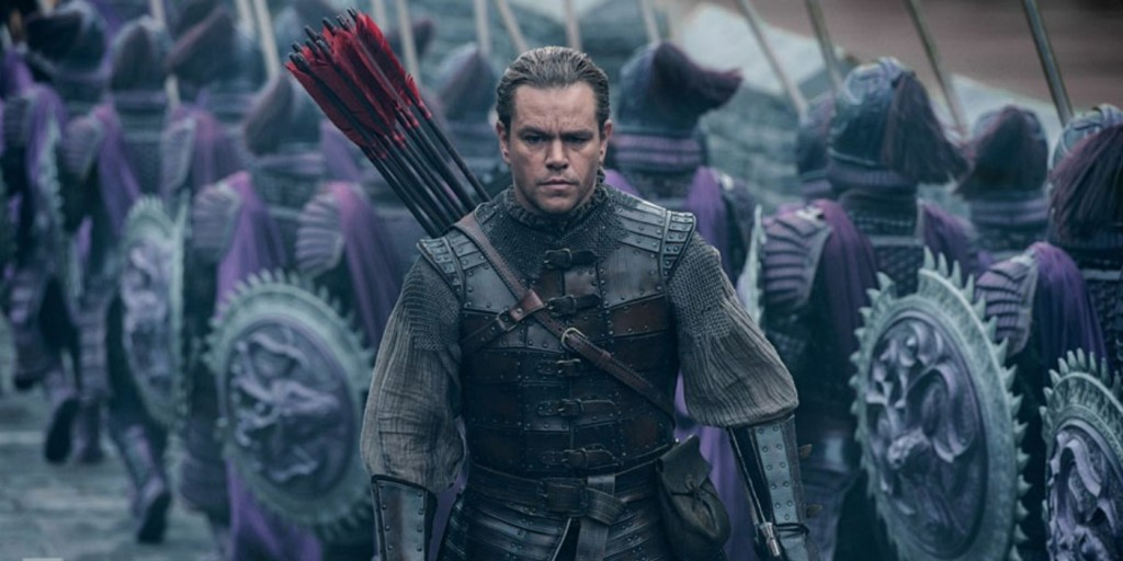 Matt Damon In 'The Great Wall' | © Universal