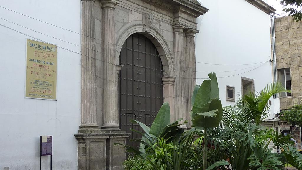 Templo y Ex Convento De San Agustín, Guadalajara | © lucianf/Flickr