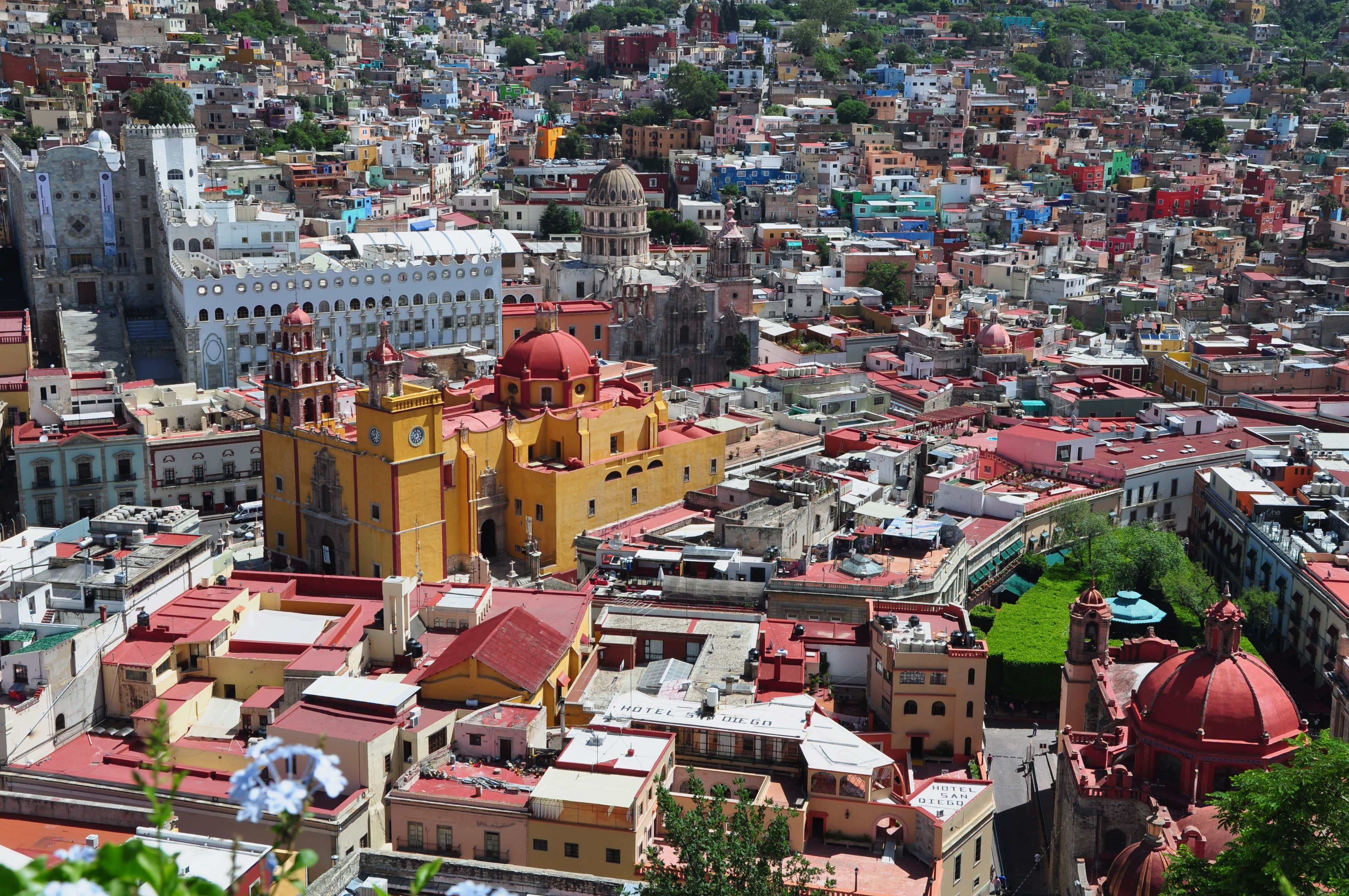10 Places You Should Visit In Mexico | HuffPost |Guanajuato Historical Places