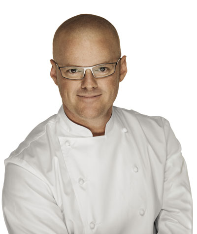 Heston Blumenthal ©Waitrose