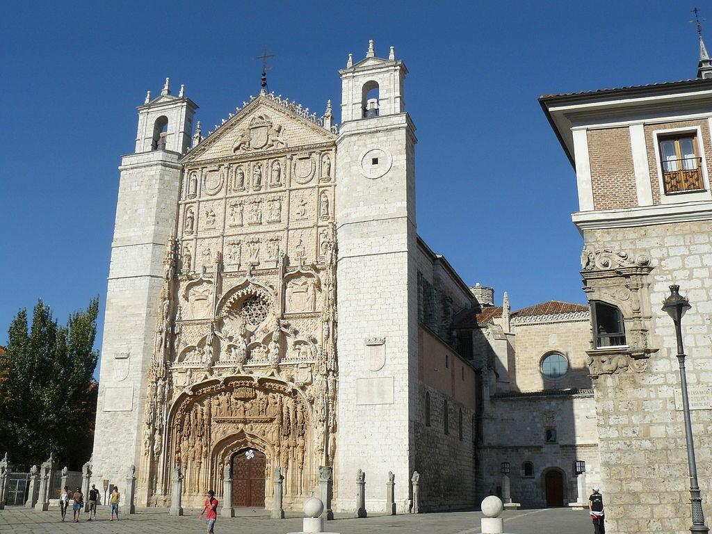 Iglesia de San Pablo, Valladolid | ©Rowanwindwhistler/ Wikimedia Commons