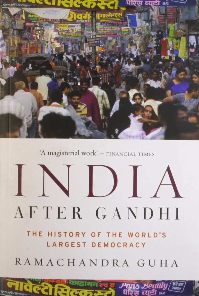 india After Gandhi By Ramachandra Guha|Picador