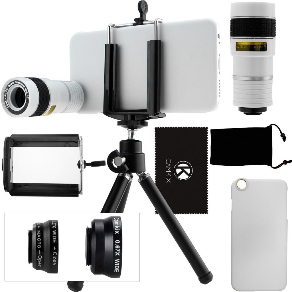 CamKix Camera Lens Kit | Courtesy Amazon.