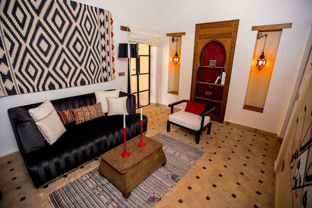 Harmattan Suite at Karawan Riad | © Karawan Riad