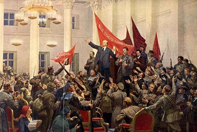 the lenins rise to power in the russia Under soviet rule, the non-russian nationalities were allowed their own schools,  but teaching had to conform to  key factors in stalin's rise to power.
