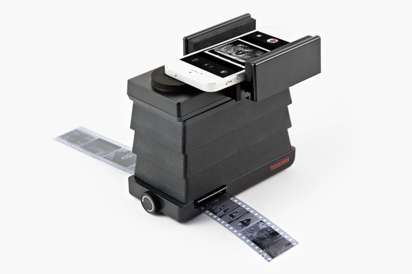 iPhone and Android film scanner | Courtesy Photojojo.