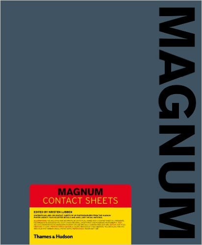 Magnum Contact Sheets | Courtesy Amazon.