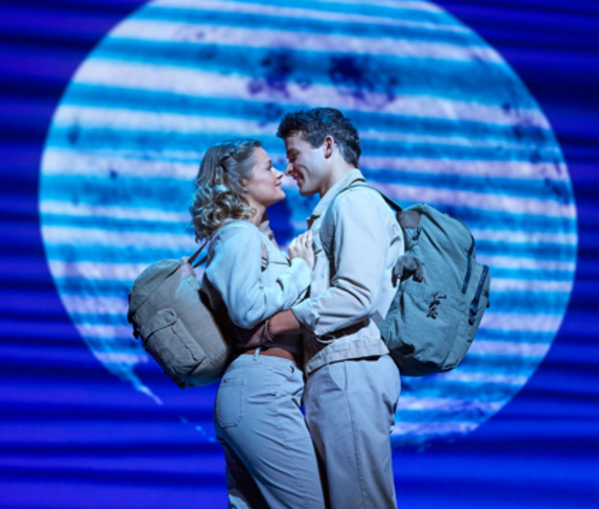 MAMMA MIA! | Courtesy Of Edinburgh Playhouse
