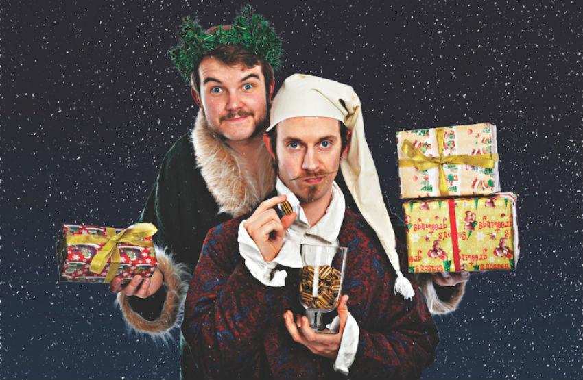 Morgan & West: A (sort of) Christmas Carol Magic Show! | Courtesy Of Edinburgh's Christmas