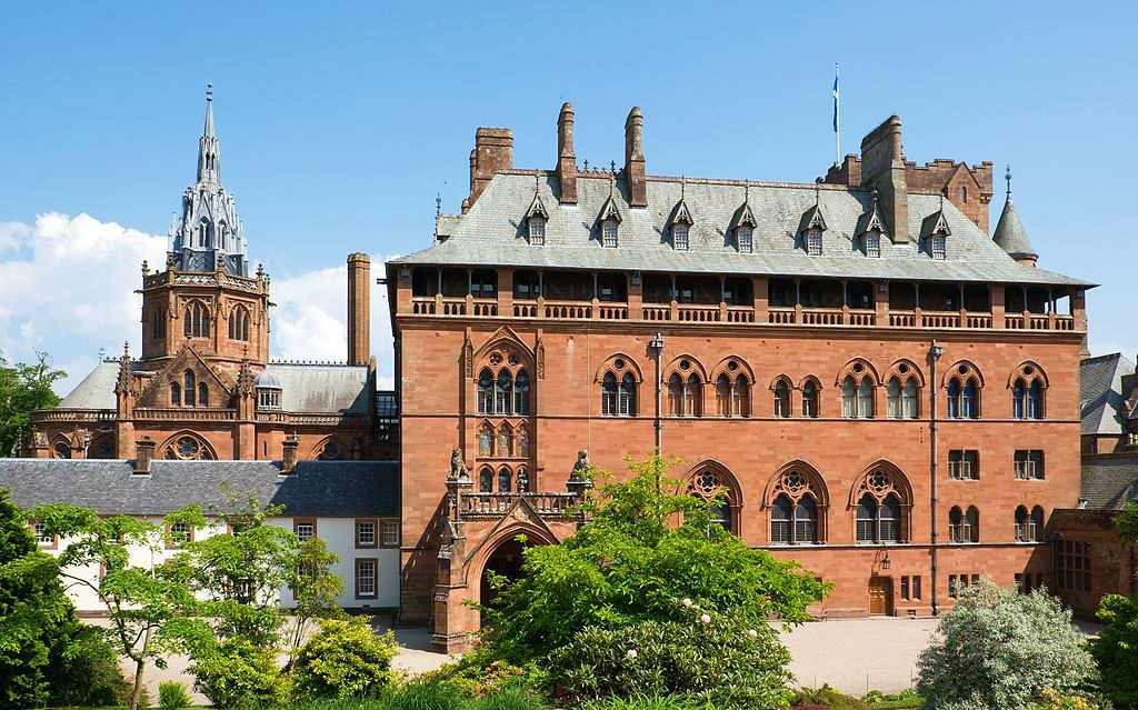 Mount Stuart House | © WikiCommons
