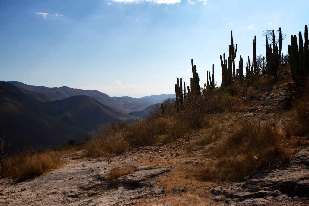 Mountains in Oaxaca | © Alistair Kitchen/Flickr
