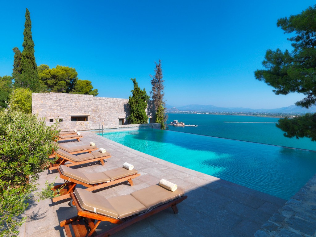 Nafplia Palace Hotel And Villas Privat Pool