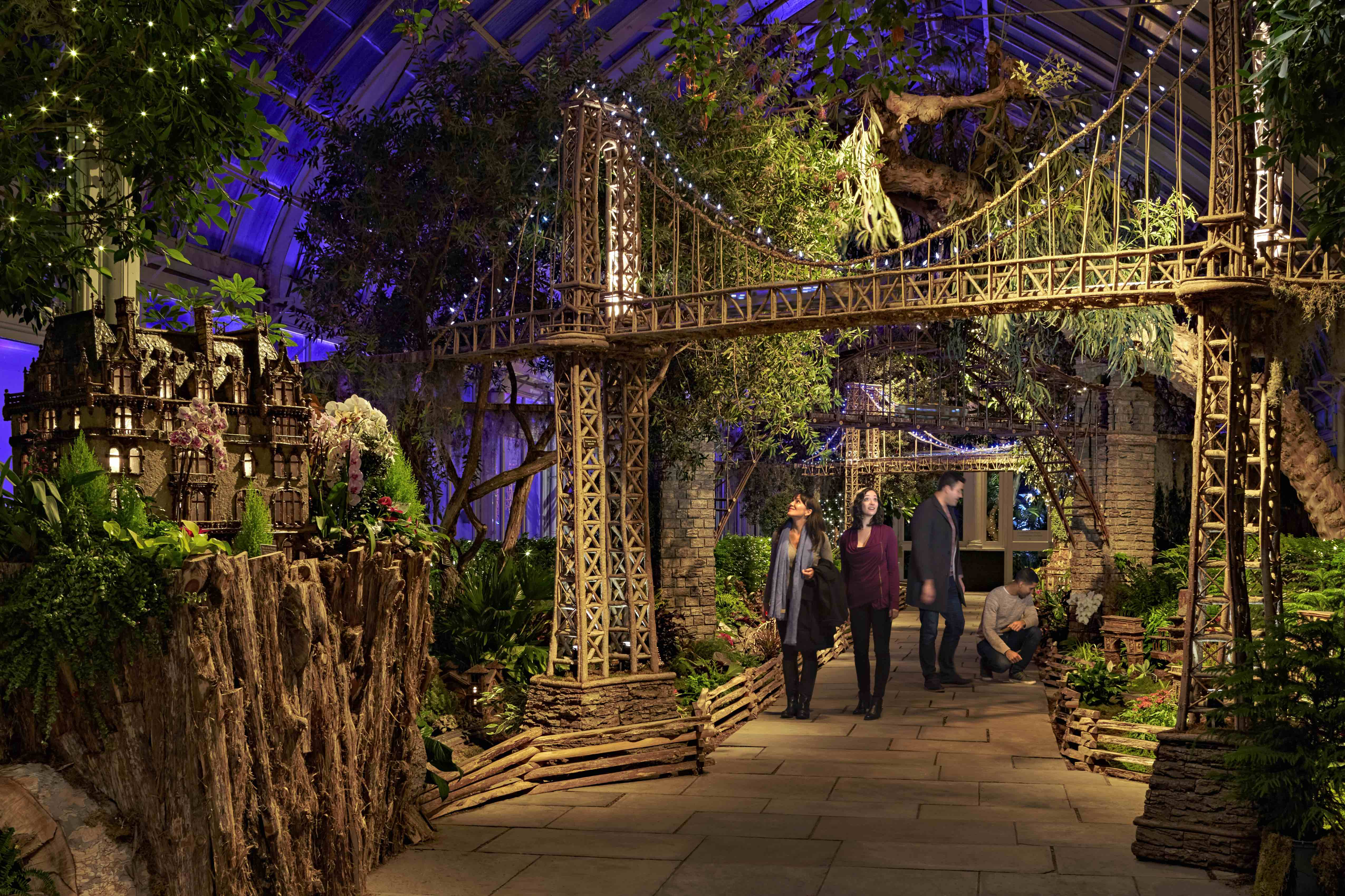 A Botanical \'City Within A City\' Returns To Dazzle New York