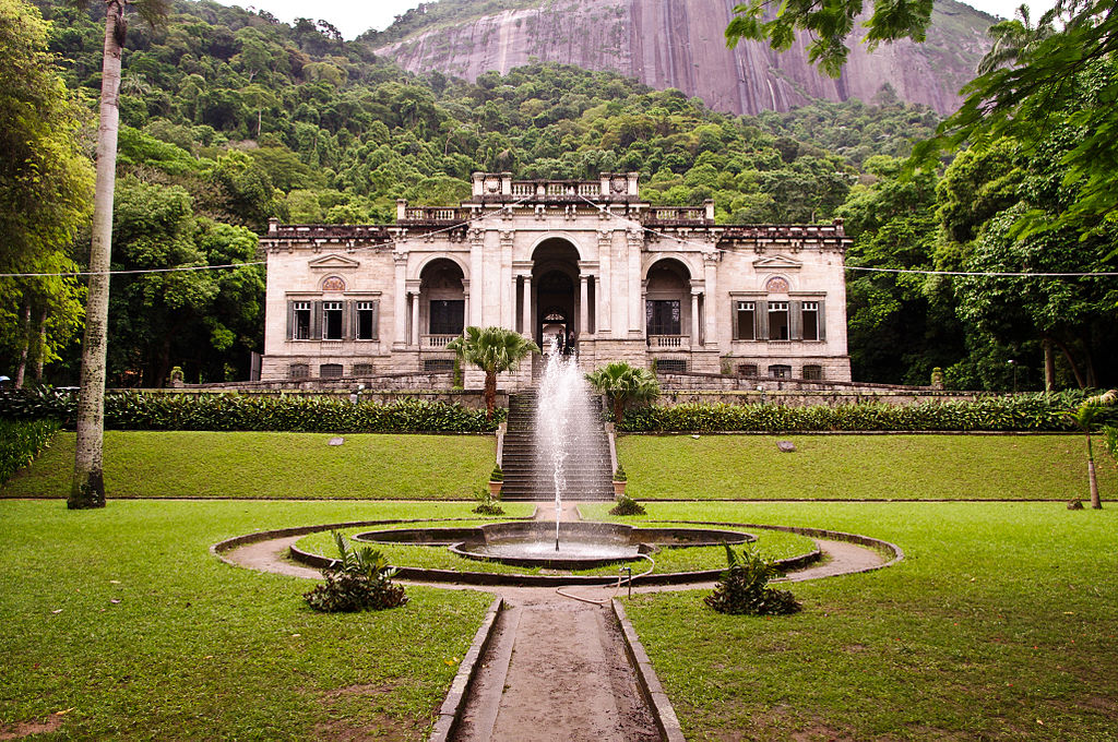 Parque Lage and its gardens |© Pedro Botton/WikiCommons