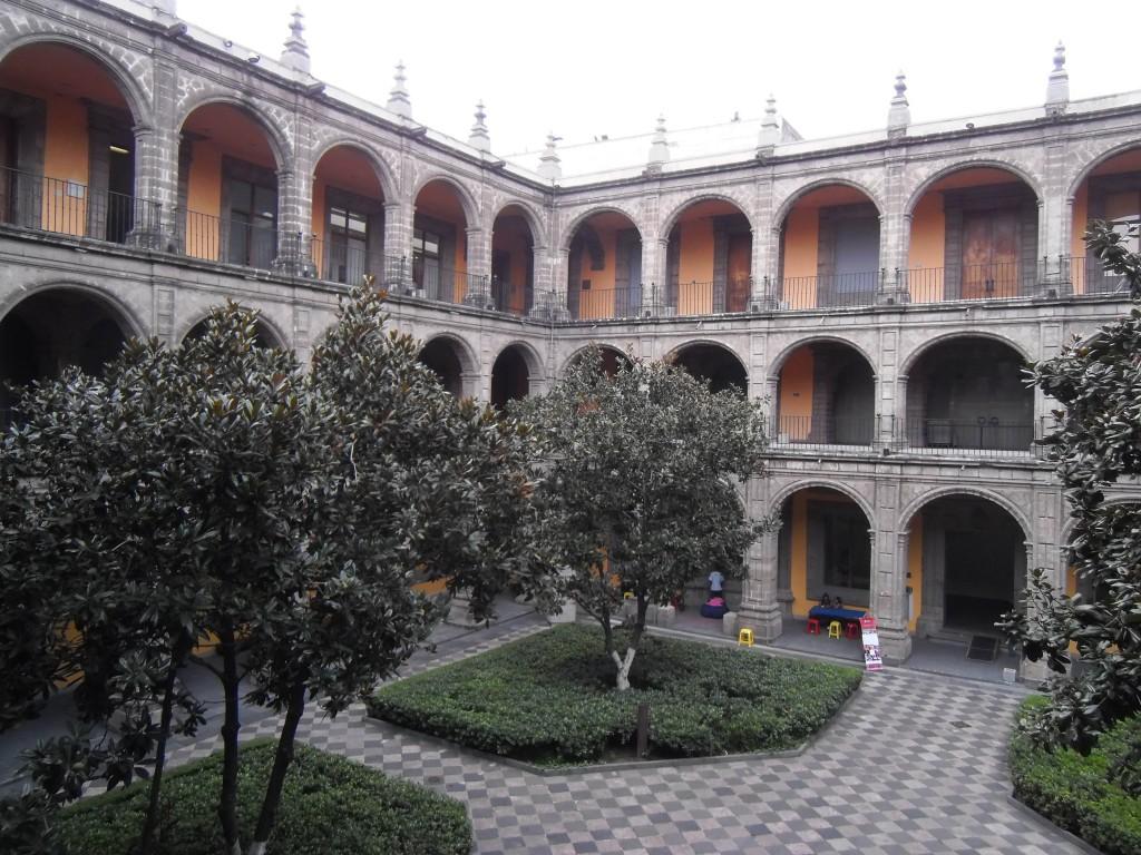Colegio de San Ildefonso | © Patricia Alzuarte Díaz/WikiCommons