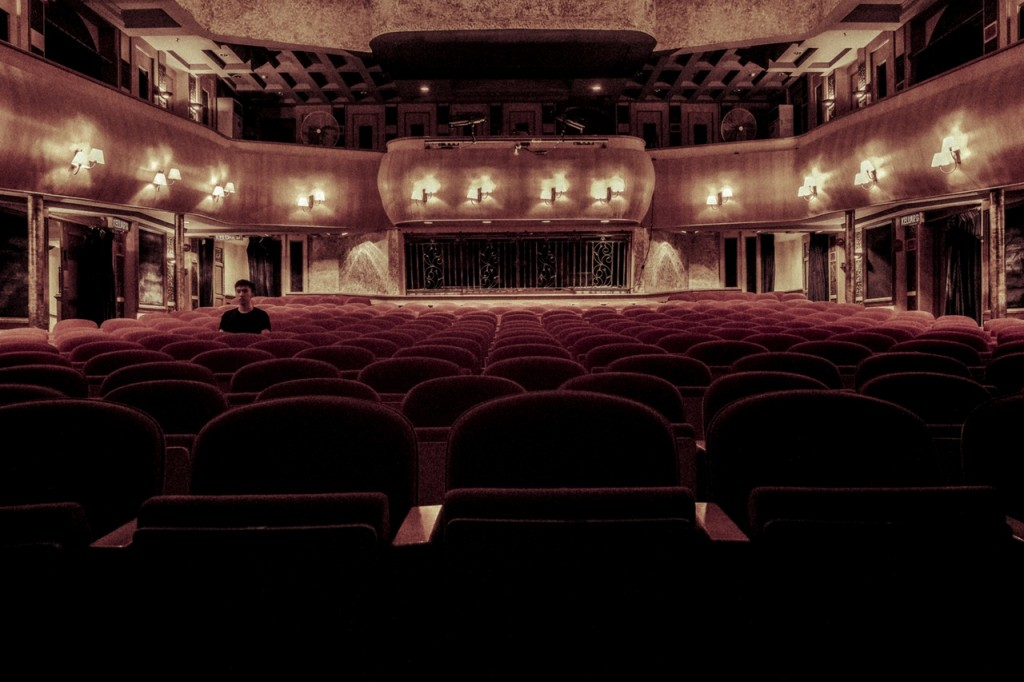 Theater | © Pexels