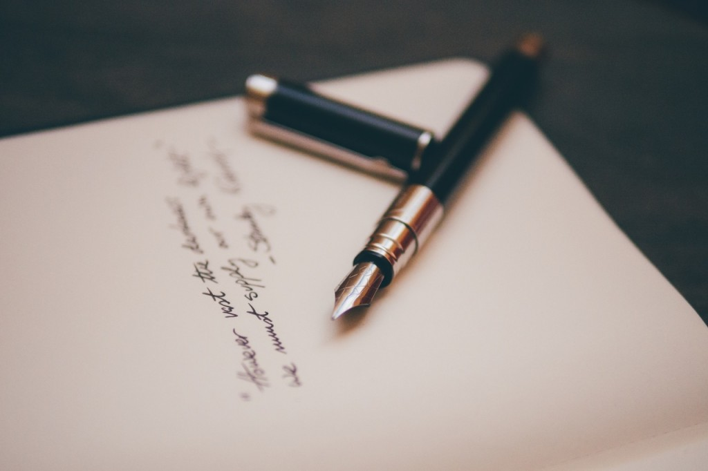 Fancy Pen | © unsplash.com