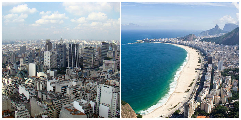 Home Bar Area S 227 O Paulo Vs Rio De Janeiro Where Should You Go