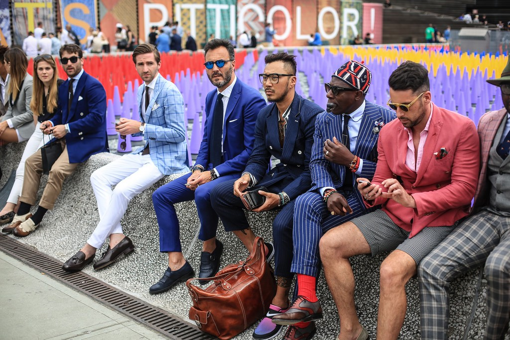 A Beginner S Guide To Pitti Uomo 2017