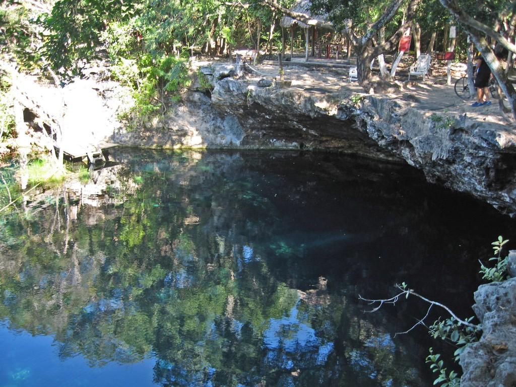 Cenote Ponderosa | © Curtis & Renee/Flickr
