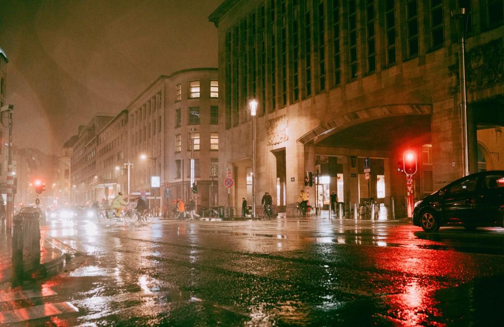 Rainy Brussels   © Matthias Ripp / Flickr