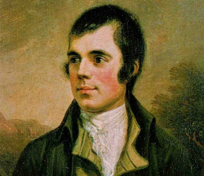Robert Burns | © WikiCommons