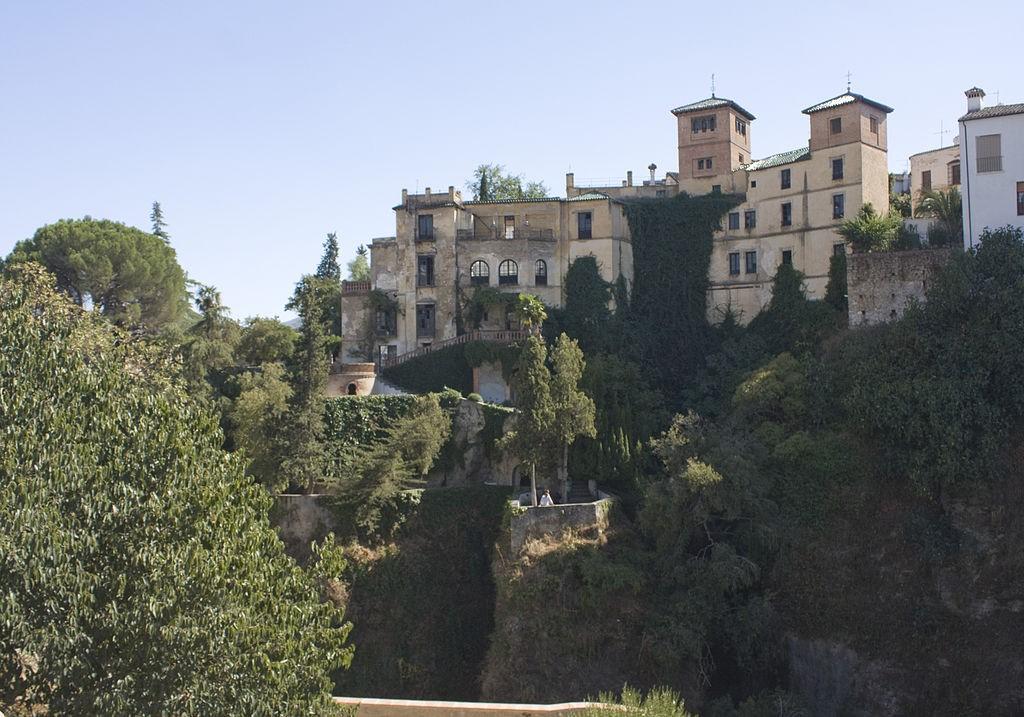 Palacio del Rey Moro y La Mina, Ronda | ©DanielVillafruela via Wikimedia Commons